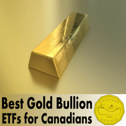 Best Gold Bullion ETFs Featured Image
